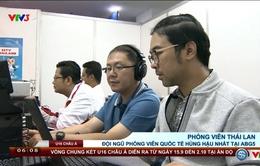 Tìm hiểu đội ngũ phóng viên nước ngoài hùng hậu nhất tại ABG5