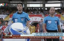 VPF tiếp tục mời trọng tài ngoại ở vòng đấu cuối V.League 2016