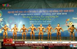 Thể hình Việt Nam giành thành tích xuất sắc tại ABG5