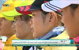 Rowing biển Việt Nam vượt khó trong lần đầu tham dự ABG