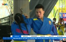 Ngày thi đấu thứ 7 ABG5 - 2016: Vovinam Việt Nam không có thêm HCV