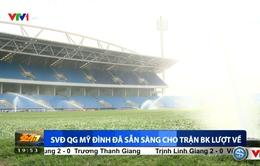 SVĐ Mỹ Đình đã sẵn sàng cho trận bán kết lượt về AFF Cup 2016, ĐT Việt Nam - ĐT Indonesia