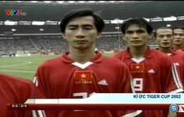 Nhìn lại Tiger Cup 2002: ĐT Việt Nam vượt khó, giành HCĐ