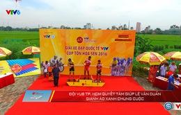 Đội VUS TP.HCM quyết tâm giúp Lê Văn Duẩn giành áo xanh chung cuộc
