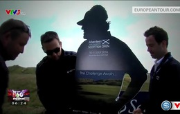 Thử thách thú vị: Đánh golf với hình nộm