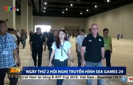 Ngày thứ 2 Hội nghị truyền hình SEA Games 29: BTC giới thiệu địa điểm thi đấu, công tác chuẩn bị chu đáo