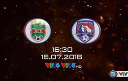 V.League 2016, B. Bình Dương – Than Quảng Ninh: Không còn đường lùi! (16h30 trên VTV6 & VTV6HD)