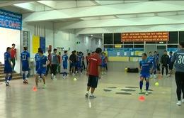 Mưa lớn tại TP Hồ Chí Minh, ĐT Việt Nam phải tập luyện trong nhà