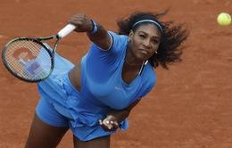 Thắng 'hủy diệt' Svitolina, Serena thẳng tiến vào tứ kết Pháp mở rộng