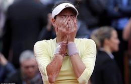 Chùm ảnh: Thắng sốc Serena, Garbine Muguruza lần đầu vô địch Pháp mở rộng