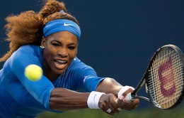 Serena Williams rút lui khỏi Rogers Cup 2016