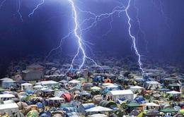 Một số biện pháp phòng chống sét đánh mùa mưa bão
