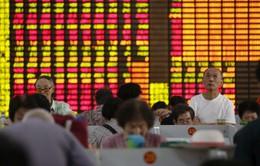 Chứng khoán châu Á ngập trong sắc đỏ ngày đầu tuần