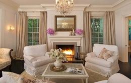 """""""Đột nhập"""" căn biệt thự mới tuyệt đẹp của Jennifer Lawrence"""