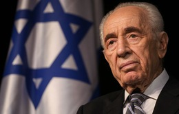 Cựu Tổng thống Israel Shimon Peres nhập viện khẩn cấp