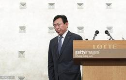 Chủ tịch Tập đoàn Lotte bị triệu tập để thẩm vấn