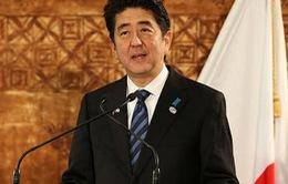 Nhật Bản lùi thời điểm tăng thuế tiêu dùng