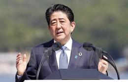 Nhật Bản lùi việc tăng thuế tiêu thụ tới năm 2019
