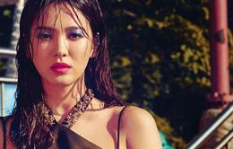 Song Hye Kyo đẹp ma mị trên tạp chí W