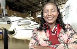 Người phụ nữ làm thay đổi ngành hàng không châu Phi là ai?