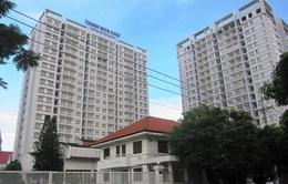 600 hộ dân sắp mất nhà do chủ đầu tư bị ngân hàng siết nợ
