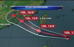 Công điện hỏa tốc đối phó với siêu bão Meranti