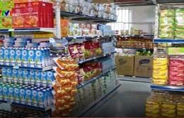 Sức mua tăng tại các điểm bán hàng Việt cố định