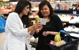 """""""Đi siêu thị cùng bác sỹ"""": Chương trình chống béo phì tại Mỹ"""