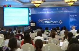 Cơ hội lớn cho hàng Việt Nam vào đại siêu thị Walmart