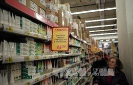 Ukraine cấm nhập thực phẩm từ Nga