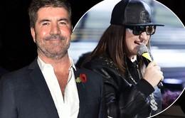 The X-Factor: Simon Cowell âm thầm ủng hộ nữ rapper nổi loạn