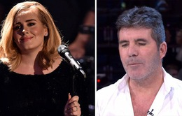 The X-Factor: Simon Cowell ngán ngẩm loạt hit của Adele