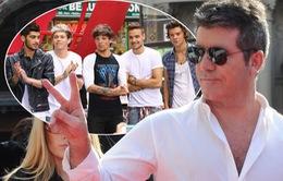 Simon Cowell không chắc chắn về tương lai của One Direction