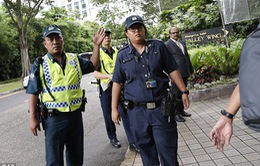 Singapore tăng cường an ninh ngăn ngừa khủng bố