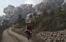 Indonesia: Núi lửa Sinabung phun trào dữ dội