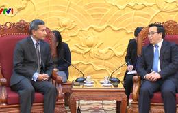 Thúc đẩy hợp tác Việt Nam - Singapore