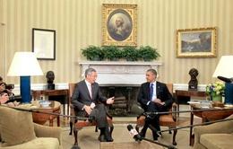 Thủ tướng Singapore thăm Mỹ