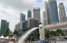 Kim ngạch xuất khẩu của Singapore giảm mạnh