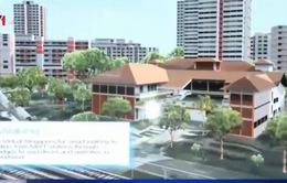 """Singapore quyết tâm trở thành """"quốc gia thông minh"""""""