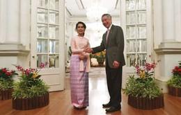 Singapore, Myanmar đàm phán đầu tư song phương