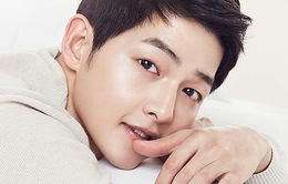 """Song Joong Ki không nghĩ mình là """"ngôi sao Hallyu"""""""