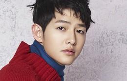 Song Joong Ki là sao nam quyền lực nhất làng giải trí Hàn Quốc