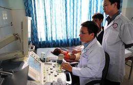 Khám sàng lọc bệnh tim bẩm sinh miễn phí cho trẻ em tại Thái Bình