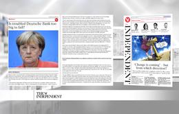 Nhìn lại khủng hoảng của Deutsche Bank: Sẽ có một Lehman Brothers thứ 2?