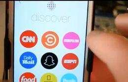 Snapchat sẽ vượt Twitter và Pinterest về số lượng người dùng