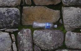 Thiên đường du lịch Machu Picchu ngập tràn rác thải