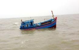 Quảng Nam: Nỗ lực tìm kiếm ngư dân bị mất tích trên biển