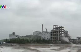 Nhà máy Sô Đa Chu Lai tiếp tục gây ô nhiễm môi trường