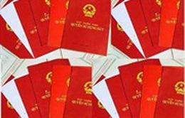 Kiểm tra việc cấp sổ đỏ tại 13 tỉnh, thành phố