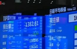 GDP Trung Quốc giảm, chứng khoán châu Á đi lên